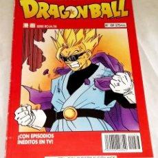 Cómics: DRAGONBALL SERIE ROJA/36, Nº189; AKIRA TORIYAMA - PLANETA DEAGOSTINI 1995. Lote 119692971