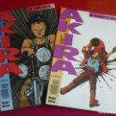 Cómics: AKIRA NºS 5 Y 6 ( KATSUHIRO OTOMO ) ¡BUEN ESTADO! MANGA EN COLOR GLENAT 1990. Lote 148532754