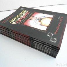 Cómics: ARARAGI - KAIJI KAWAGUCHI - PLANETA DEAGOSTINI 2002 - 8 NUMEROS COMPLETO. Lote 121767635