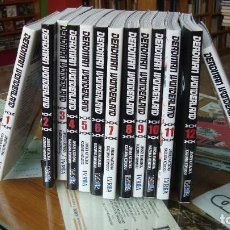Cómics: DEADMAN WONDERLAND 13 TOMOS COLECCIÓN COMPLETA, JINSEI KATAOKA, KAZUMA KONDOU. Lote 122005179