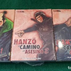 Comics: HANZO EL CAMINO DEL ASESINO - TOMOS 1,2 Y 3 - PLANETA DEAGOSTINI. Lote 122592695