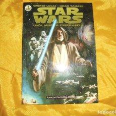 Cómics: STAR WARS, UNA NUEVA ESPERANZA. Nº 3. GEORGE LUCAS / HISAO TAMAKI. MANGA. Lote 154678885