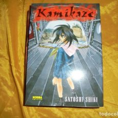 Cómics: KAMIKAZE Nº 3. SATOSHI SHIKI. NORMA EDITORIAL. MANGA. Lote 124130603