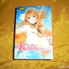 Cómics: KANON . Nº 1. CHIHO SAITO. NORMA EDITORIAL. MANGA. Lote 124143243