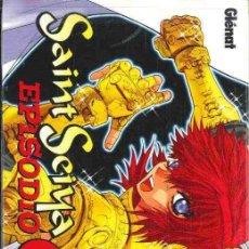 Cómics: SAINT SEIYA EPISODIO G Nº 1 GLENAT. Lote 124454583