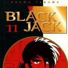 Cómics: BLACK JACK Nº 11 (OSAMU TEZUKA) GLENAT - MUY BUEN ESTADO - OFI15T. Lote 125069991