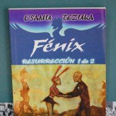 Comics: FENIX RESURRECCIÓN, 1 DE 2. OSAMU TEZUKA. Lote 126056171