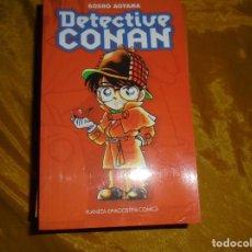 Cómics: DETECTIVE CONAN Nº 1. GOSHO AOYAMA. PLANETA DE AGOSTINI. COMIC MANGA. Lote 126585035