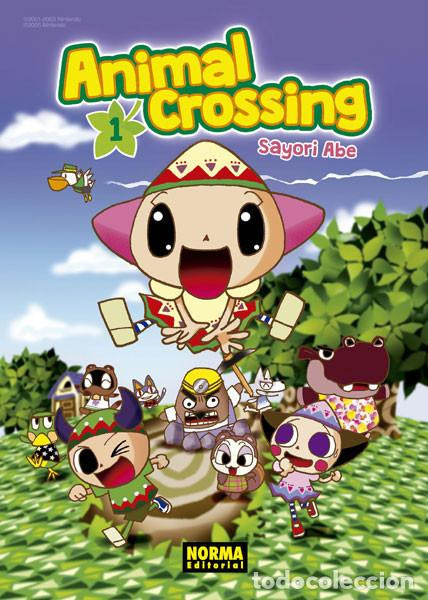 CÓMICS. MANGA. ANIMAL CROSSING 1 - SAYORI ABE (Tebeos y Comics - Manga)