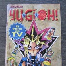 Cómics: COMIC MANGA REVISTA YU-GI-OH! Nº 18 AÑOS 90.. Lote 128643219