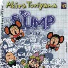Cómics: DR. SLUMP Nº 40 (AKIRA TORIYAMA) PLANETA - MUY BUEN ESTADO - OFI15T. Lote 232791833