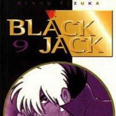 Cómics: BLACK JACK Nº 9 (OSAMU TEZUKA) GLENAT - MUY BUEN ESTADO - OFI15T. Lote 130135679