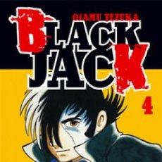 Cómics: BLACK JACK Nº 4 (OSAMU TEZUKA) GLENAT - MUY BUEN ESTADO - OFI15T. Lote 130135991