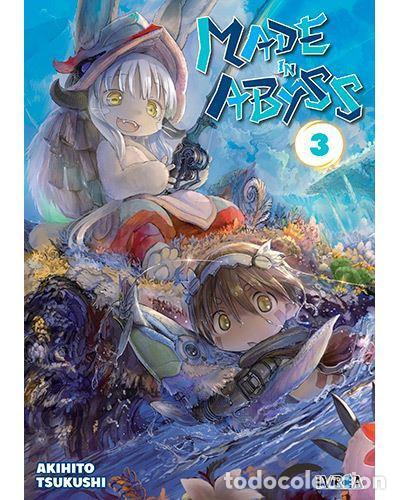 MADE IN ABYSS 3 IVREA EDICIONES (Tebeos y Comics - Manga)