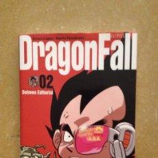 Cómics: DRAGONFALL 02 (ÁLVARO LÓPEZ / NACHO FERNÁNDEZ) DOLMEN EDITORIAL. Lote 130238390