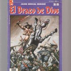 Cómics: EL BRAZO DE DIOS. Nº 2 (DE 5) JAIME BROCAL REMOHÍ. PLANETA. (Z/C5). Lote 131321826