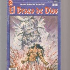 Cómics: EL BRAZO DE DIOS. Nº 3 (DE 5) JAIME BROCAL REMOHÍ. PLANETA. (Z/C5). Lote 131321874