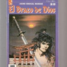 Cómics: EL BRAZO DE DIOS. Nº 5 (DE 5) JAIME BROCAL REMOHÍ. PLANETA. (Z/C5). Lote 131321958