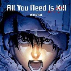 Cómics: CÓMICS. MANGA. ALL YOU NEED IS KILL INTEGRAL - SAKURAKAZA/TAKEUCHI/ABE/OBATA (CARTONÉ). Lote 131533930