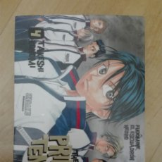 Cómics: THE PRINCE OF TENNIS Nº4 MANGA GLENAT. Lote 131611009