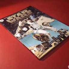 Cómics: STAR WARS 1 EXCELENTE ESTADO UNA NUEVA AMENAZA PLANETA TOSHIO KUDO MANGA. Lote 131920222