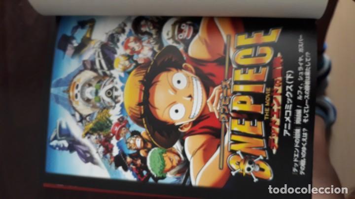 One Piece The Movie Dead End No Boken Anime Fil Comprar Comics