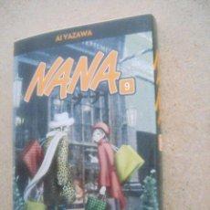 Cómics: NANA Nº 9 - ED.PLANETA. Lote 133846278