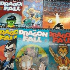 Cómics: DRAGON FALL NÚMERO 3 CAMALEÓN EDICIONES. Lote 133907042
