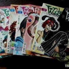 Cómics: WITCH - LOTE 10 NUMEROS - ESPECIAL OCTUBRE 2004 / 26/35/40/41/43/47/49/53/57. Lote 134450678