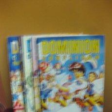 Cómics: DOMINION CONFLICTO. COMPLETA. Nº 1, 2, 3, 4 Y 5. MASAMUNE SHIROW. NORMA EDITORIAL. Lote 135193774