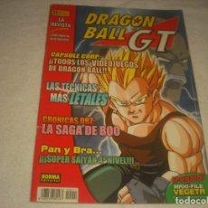 Cómics: DRAGON BALL GT. Nº 11, LA REVISTA . NORMA EDITORIAL. Lote 135600402