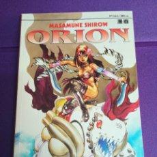 Cómics: ORION DE MASAMUNE SHIROW. NÚMERO 2. PLANETA MANGA COMICS.. Lote 136481621
