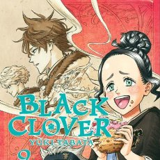 Cómics: CÓMICS. MANGA. BLACK CLOVER 9 - YUUKI TABATA. Lote 136517610
