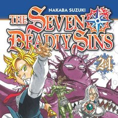 Cómics: CÓMICS. MANGA. THE SEVEN DEADLY SINS 24 - NAKABA SUZUKI. Lote 136519058