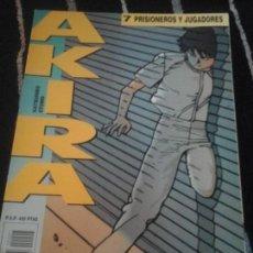 Cómics: AKIRA N. 7 GLÉNAT. Lote 138043522