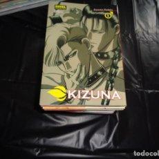 Cómics: KIZUNA 1-10 COMPLETA (KAZUMA KADAKA) NORMA. Lote 139057314