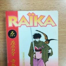 Fumetti: RAIKA #2 (GLENAT). Lote 139137930