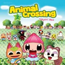 Cómics: CÓMICS. MANGA. ANIMAL CROSSING 2 - SAYORI ABE. Lote 139612302