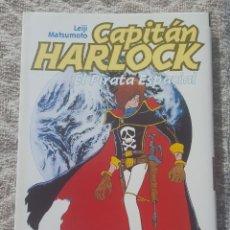 Cómics: CAPITÁN HARLOCK. EL PIRATA ESPACIAL Nº 4 - LEIJI MATSUMOTO. Lote 139913446