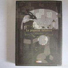 Cómics - MANGA - LA PEQUEÑA FORASTERA : SIÚIL, A RÚN - NÚM 4 - NAGABE - ECC COMICS - 140078018