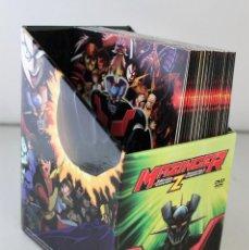 Cómics: MANZINGER Z - EDICCIÓN IMPACTO - COLECCIÓN COMPLETA - 26 DVD. Lote 141226118