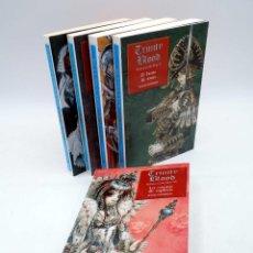 Fumetti: TRINITY BLOOD ROM R.O.M. REBORN OF THE MARS 2 A 6. CASI COMPLETA (SUNAO YOSHIDA). GENKO BOOKS. OFRT. Lote 208146408