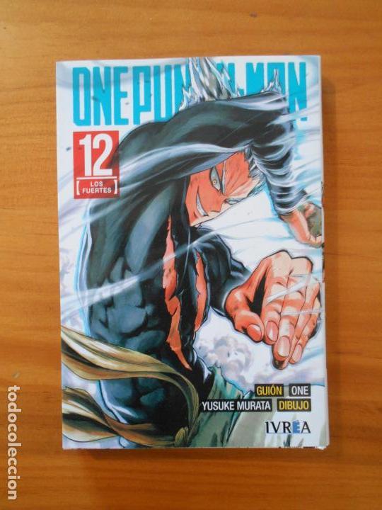 ONE PUNCH-MAN Nº 12 - IVREA (EW)