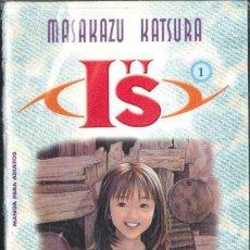 Cómics: IS DE MASAKAZU KATSURA, 15 NºS COMPLETA,PLANETA DE AGOSTINI. Lote 144737614