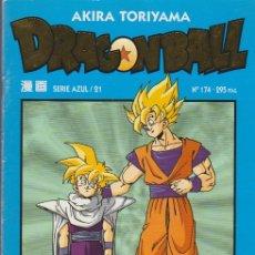 Cómics: DRAGON BALL. SERIE AZUL PLANETA DEAGOSTINI 1998 Nº 174 (SERIE AZUL/21). Lote 176011509