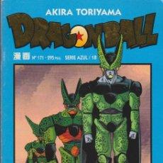 Cómics: DRAGON BALL. SERIE AZUL PLANETA DEAGOSTINI 1998 Nº 171 (SERIE AZUL/18). Lote 176011583