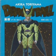 Cómics: DRAGON BALL. SERIE AZUL PLANETA DEAGOSTINI 1998 Nº 172 (SERIE AZUL/19). Lote 176011629