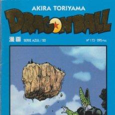 Cómics: DRAGON BALL. SERIE AZUL PLANETA DEAGOSTINI 1998 Nº 173 (SERIE AZUL/20). Lote 176011710
