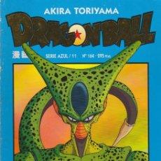 Cómics: DRAGON BALL. SERIE AZUL PLANETA DEAGOSTINI 1998 Nº 164 (SERIE AZUL/11). Lote 144970292