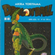 Cómics: DRAGON BALL. SERIE AZUL PLANETA DEAGOSTINI 1998 Nº 165 (SERIE AZUL/12). Lote 144970296